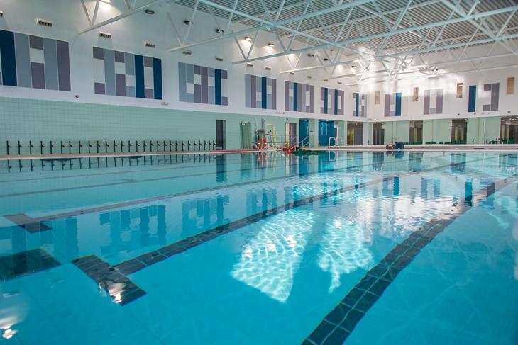游泳池水处理系统